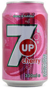 7UP Cherry 330ml