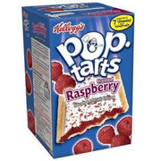 Pop Tarts Raspberry 416g (8 pastries)