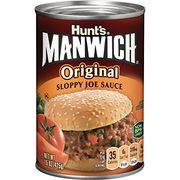 Manwich Sloppy Joe Sauce 425g