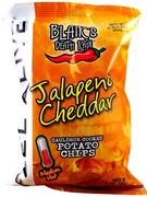 Blair's Jalapeno Cheddar Potato Chips 42g