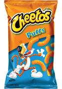 Cheetos Cheese Puffs (EU)85g