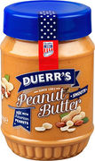 Duerr's Smooth Peanut Butter 340g