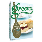 Green's Classic English Scones Mix 240g