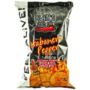 Blair's Death Rain Habanero Potato Chips 141g