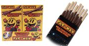 Boston America Pac-Man Chocolate Sticks 36g