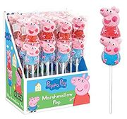Peppa Pig Marshmallow Pop 20g