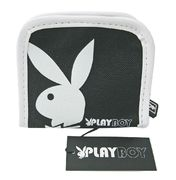 Certified Playboy Purse Black/White
