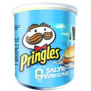 Pringles Salt &Vinegar 40g