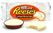 Reese's White Chocolate Peanut Butter Cups 42g