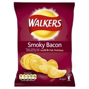 Walkers Smoky Bacon 32.5g