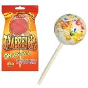 Zed Monster Jawbreaker on a stick 64g