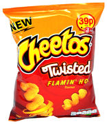 Cheetos Flamin' Hot 30g