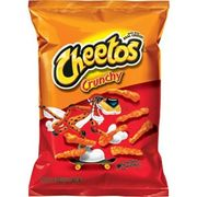 Cheetos Crunchy Cheese BIG 226g