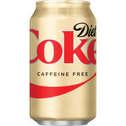 Coke Diet Caffeine Free 330ml