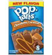Pop Tarts Chocolatey Caramel 400g (8 pastries))
