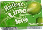 Hartley's Lime Jelly 135g