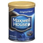 Maxwell House Ground Coffee Original Roast 326g