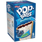 Pop Tarts Blueberry 400g (8 pastries)