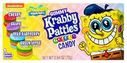 Krabby Patties  Colors Gummy Candy 72g