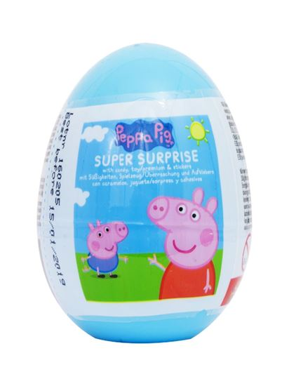 Peppa Pig Surprise Egg 15g