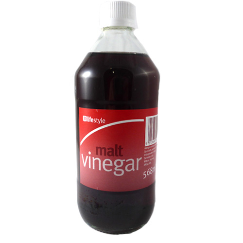 Lifestyle Malt Vinegar 284ml