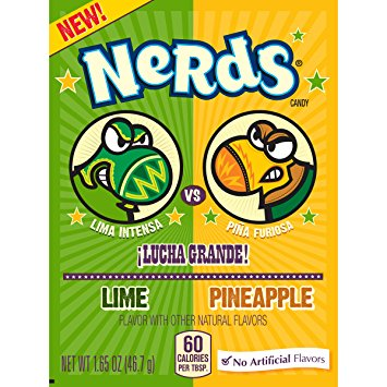 Nerds Lime Pineapple 46.7g