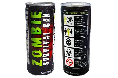 Boston America Zombie Survival Energy Drink 284ml