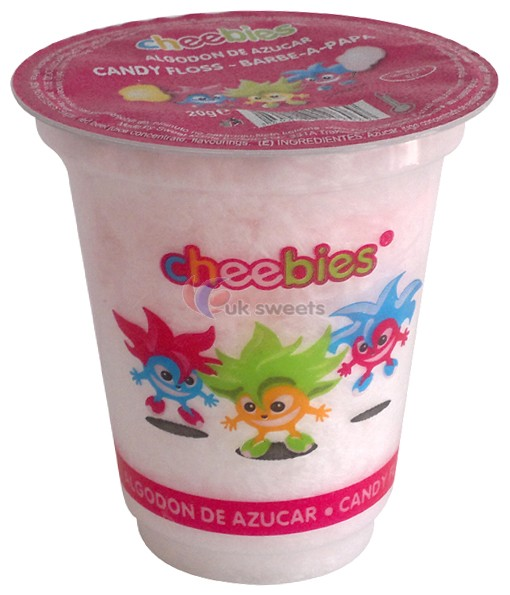 Cheebies Candy Floss