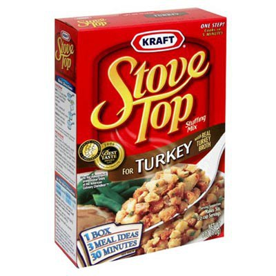 Kraft Stove Top Stuffing 176g