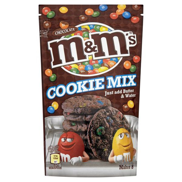 M&M's Chocolate Cookie Mix 140g