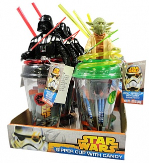 Star Wars Sipper Cup with Candy 95g